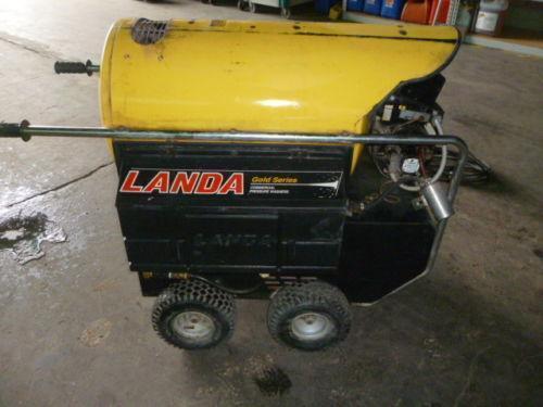 Landa Pressure Washer Ebay