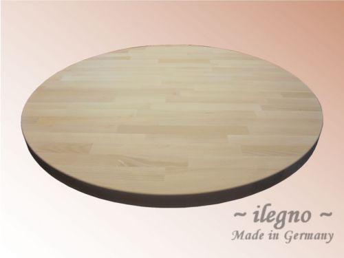 tischplatte rund jetzt online bei ebay entdecken ebay. Black Bedroom Furniture Sets. Home Design Ideas