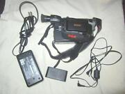 VHS Video Camcorder