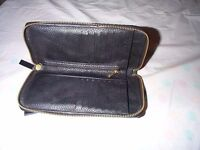 H&M Black Ladies Purse With Compartments