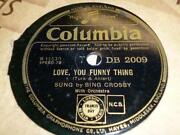 Bing Crosby 78 Records