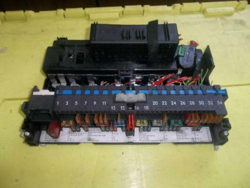 bmw e46 fuse box ebay. Black Bedroom Furniture Sets. Home Design Ideas