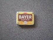 Bayer Aspirin Tin
