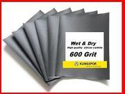 600 Grit Sandpaper