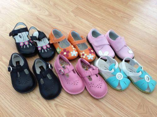 Toddler Girl Shoes Size 6 Lot