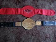 WWF Replica Belt