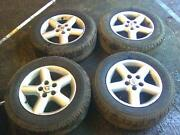 Nissan x Trail Alloy Wheels