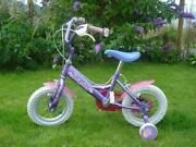 Girls Bike 12