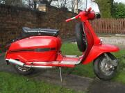 Lambretta Scooter
