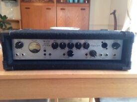 Ashdown MAG 600H Bass Amp Head good condition
