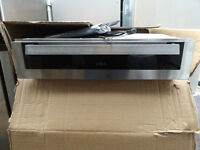 Warming Drawer, CDA SVW141SS........Brand new in unopened box