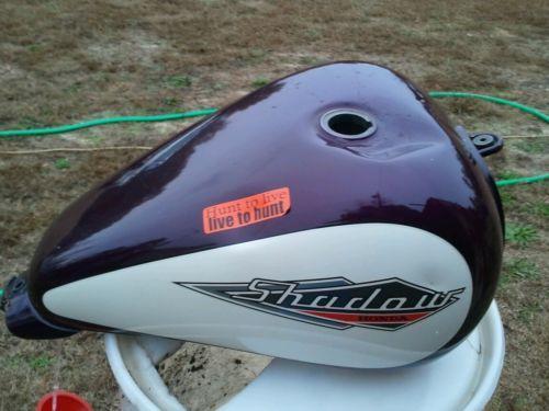 on 2007 Honda Shadow 600 Parts Ebay