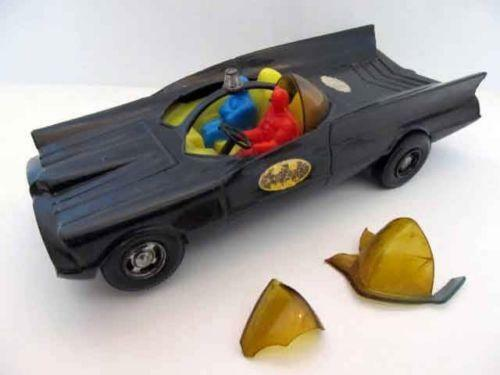Toys From The 60s : Vintage s batman toys ebay