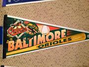 Orioles Pennant