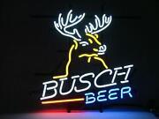 Busch Neon Sign
