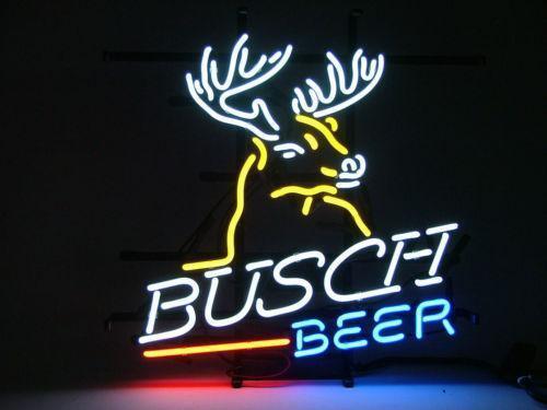 Busch Neon Sign Ebay