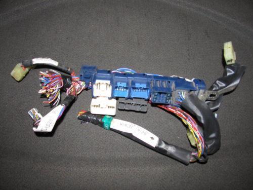 Supra Wiring Harness