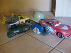ASSORTED BAG OF BOYS TOYS, INCLUDING TONKA - $10 THE LOT
