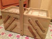 Wooden Craft Box