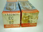 Telefunken EC92