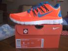 Nike Boys' Free! Orange