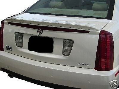 PAINTED CADILLAC STS 05-08 2009 2010 2011  SPOILER WING ALL COLORS