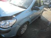 Hyundai Getz Breaking