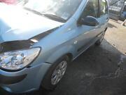Hyundai Getz Breaking