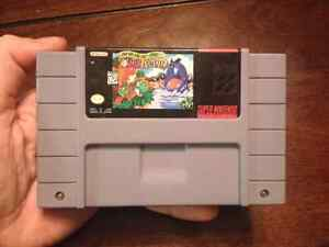 Looking to buy these super nintendo games  snes
