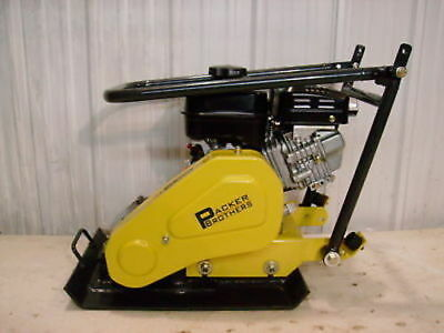 NEW Packer Brothers PB143 plate compactor Loncin soil tamper