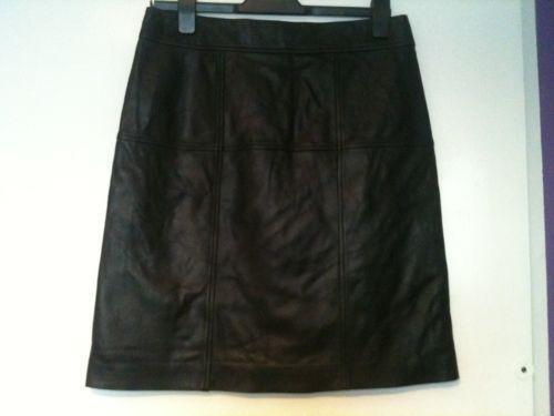 real leather skirt ebay