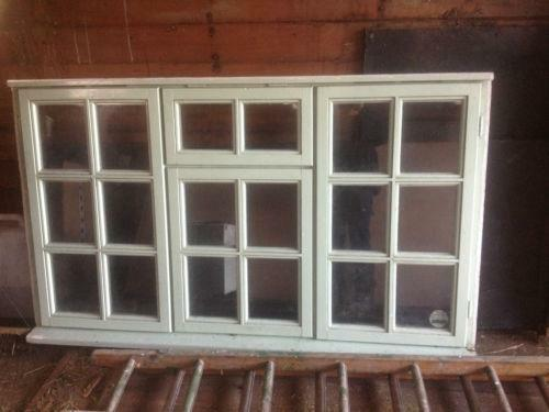 Wooden georgian windows ebay for Wood windows colorado