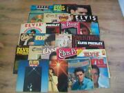 Elvis Presley Lot