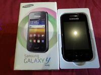 Samsung Galaxy Young GT-S5363 - Steel Grey (O2) Smartphone