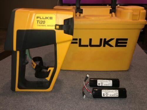 Fluke Ti20 30Hz 128 x 96 Infrared Thermal Imaging Camera Imager IR Ti 20