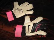 Match Worn Gloves
