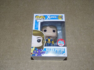FUNKO, POP, KITTY PRYDE X-MEN #176, NEW YORK COMIC CON 2016 EXCL