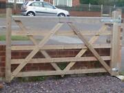 Wooden Gates 7ft