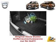 Dacia Duster Kofferraumwanne