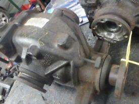 BMW E46 3 series manual 318i 2.0 N42 rear diff ratio 3.38 part no 1428168