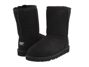 UGG BIG KIDS Classic Short Warm Boots 5251