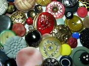 Vintage Antique Buttons Lot