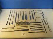 Surgical Instruments Lot