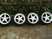 18 inch Alloy Wheels