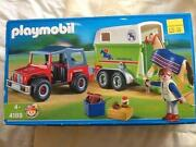 Playmobil Horse Box