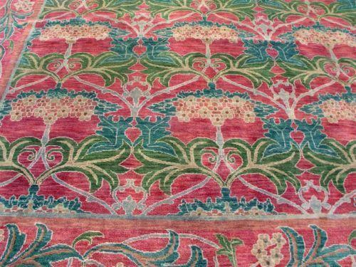 William Morris Rug Ebay