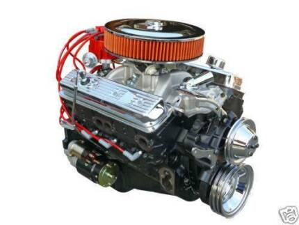 CHEV 350 FULLY RECONDITIONED COMPLETE ENGINE 1 PCE RMS Glenorchy Glenorchy Area Preview