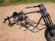 Honda Chopper Frame
