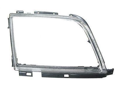 Scheinwerferblende Rahmen rechts passend für Mercedes W129 mit XENON