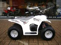 QUADZILLA BUZZ 50 JUNIOR KIDS QUAD NEW